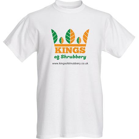 T-shirt front design